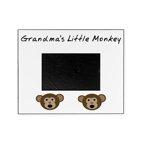 Grandma's Little Monkey Picture Frame