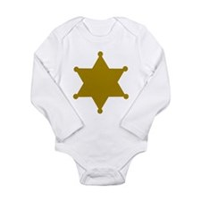 Cute Thief Long Sleeve Infant Bodysuit