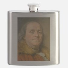 Founding Father: Benjamin Franklin Flask