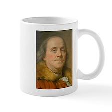 Founding Father: Benjamin Franklin Mug