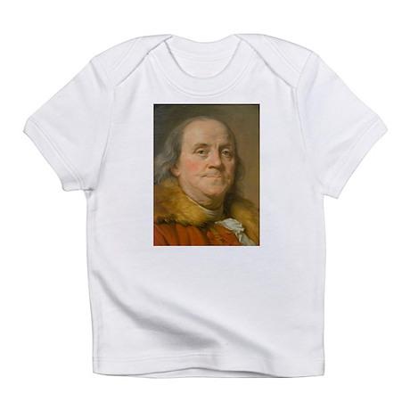 Founding Father: Benjamin Franklin Infant T-Shirt