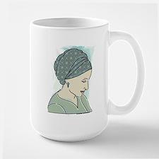 Veiled Lady 1 Mug