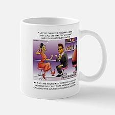 Roy Orbison, The Early Days Mug