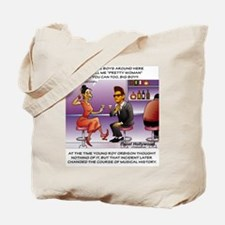 Roy Orbison, The Early Days Tote Bag