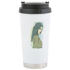 Veiled Lady 2 Travel Mug