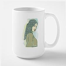 Veiled Lady 2 Mug