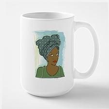 Veiled Lady 3 Mug