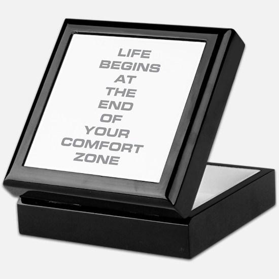 Comfort Zone Keepsake Box