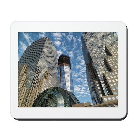 Soul of NY Digital Art Series Mousepad