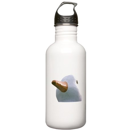The Hamptons: Big Duck Stainless Water Bottle 1.0L