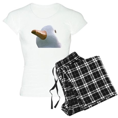 The Hamptons: Big Duck Women's Light Pajamas