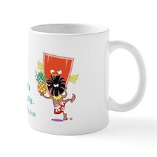 Life's a Luau mug