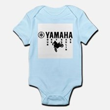 Yamaha Black Infant Bodysuit