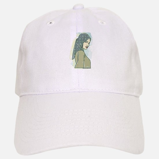 Veiled Lady 2 Cap
