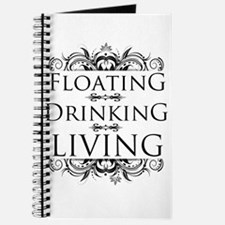 Floating Drinking Living Journal