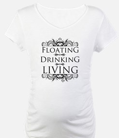 Floating Drinking Living Shirt