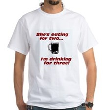 drinkingforthreeshirt10x10 T-Shirt
