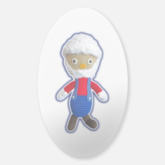Grandpa Sticker (Oval)