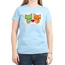 love.love.cats T-Shirt