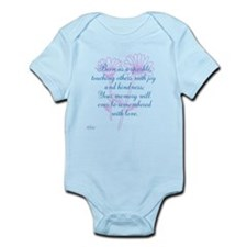 TheEulogyWeb: Touch design #3 Infant Bodysuit