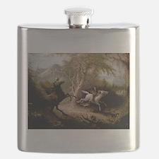 Sleepy Hollow Headless Horseman Flask