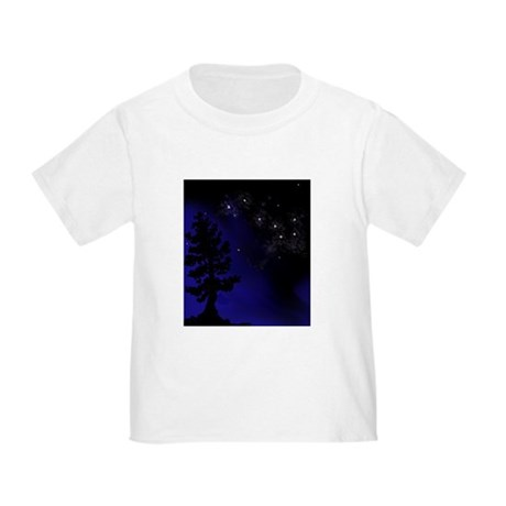 Step Up To Seven Stars Tai Chi T-Shirt Toddler T-S