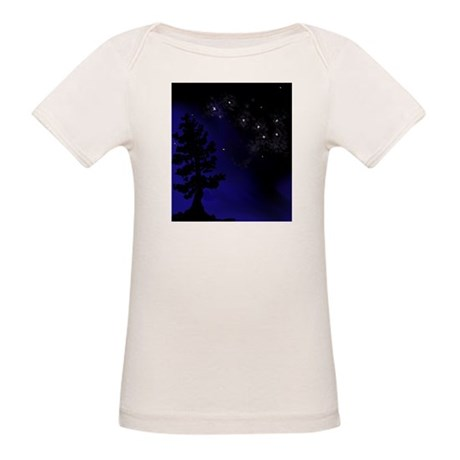 Step Up To Seven Stars Tai Chi T-Shirt Organic Bab