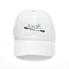 Kayak Baseball Baseball Cap