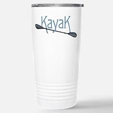 Kayak Stainless Steel Travel Mug
