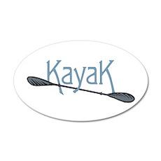 Kayak Wall Decal