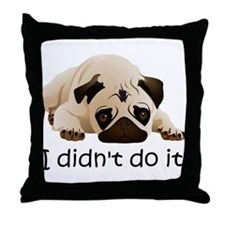 I didnt do it.png Throw Pillow