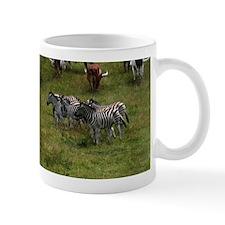 GROUP OF ZEBRAS 3.jpg Mug