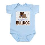 Bulldog baby Baby