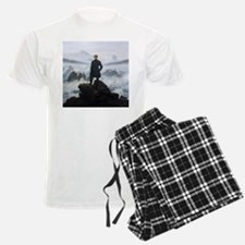 Caspar David Friedrich Wanderer Pajamas