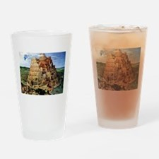 Pieter Bruegel the Elder Tower of Babel Drinking G
