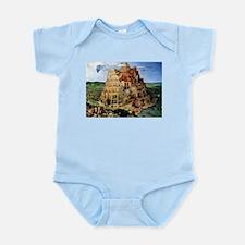 Pieter Bruegel the Elder Tower of Babel Infant Bod