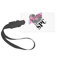 Loving My SPC Luggage Tag
