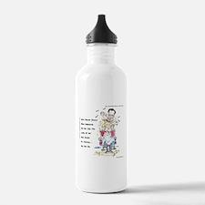 Romney The Bully Cuts Ellens Hair Water Bottle