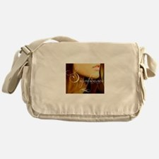 Shelly crane Messenger Bag