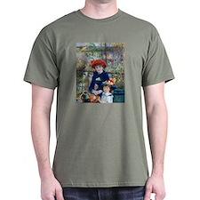 Pierre-Auguste Renoir Two Sisters T-Shirt