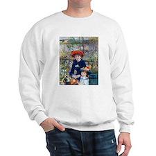 Pierre-Auguste Renoir Two Sisters Sweatshirt