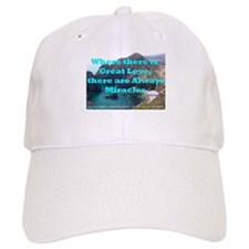 Where There Is Great Love Baseball Cap