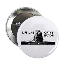 Life-Line Of the Nation 1940 Button