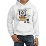 this is a duplicite Hooded Sweatshirt