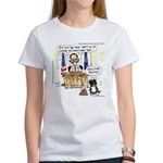 this is a duplicite Women's T-Shirt