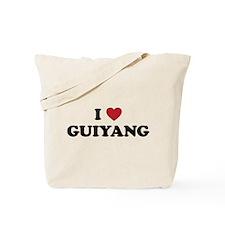 I Love Guiyang Tote Bag