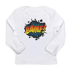 BAMF Long Sleeve Infant T-Shirt