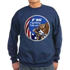 F-16 Falcon Sweatshirt (Dark)