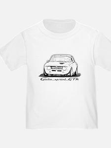 Alfa Romeo Giulia Sprint GTA T