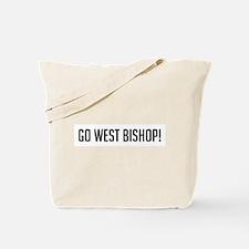 Go West Bishop Tote Bag